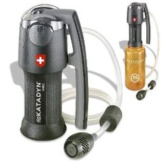 Camping Water Filter, Filters, Good Things, Stuff To Buy, Ebay