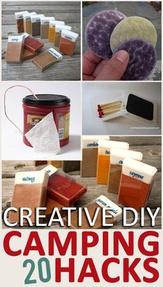 20 Creative DIY Camp