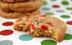 What better way to get in the Christmas spirit than baking your favorite holiday cookies with friends and family? Secret Christmas cookie recipes are passed down through generations and are always a special treat during the holidays. I wait all year for my Grandma's one-of-a-kind cinnamon cookies. For those looking for a sweet new recipe to satisfy their sugary cravings and spread the holiday cheer, here's a fun, new recipe for you to try out: Peppermint Crunch-Milk Chocolate Chip Cookies