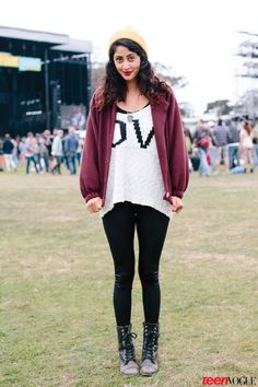 San Francisco Shows off Festival Style (with a Chilly Twist!) at Outside Lands
