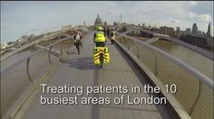 Ever wondered what it's like to be a cycle paramedic in London? We filmed a day in the life of our LAS Cycle Team who carry all the equipment they need to respond to emergencies and can reach patients quickly in congested areas across London. The Cycle Team has bases in the West End, the City, Stratford, Kingston and Richmond and at major airports and train stations. Since its launch 18 years ago, the team has grown to include over 50 cycle paramedics who now treat over 15,000 patients a ...