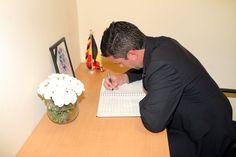 Consulado de Bélgica en RD abrirá libro de condolencias
