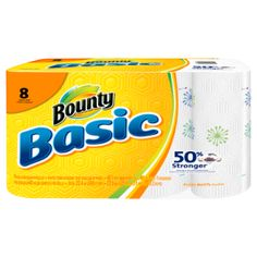 Bounty Basic 8 Regular Roll Prints