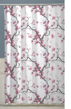 Cherrywood Shower Curtain