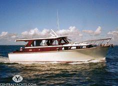 Sirocco - 33' Hugh Morris Camper Boat, Motorboat, Floating Dock, Boat Lift, Vintage Boats, Chris Craft, Wood Boats, Yacht Boat, Sail Away