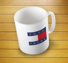Fuck Donald Trump Funny Mug trumpmug #fuckdonaldtrump #makeamericagreatmug #hillaryclinton #feminist #feminism #president #mugs #mug #whitemug #drinkware #drink&barware #ceramicmug #coffeemug #teamug #kitchen&dining #giftmugs #cup #home&living #funnymugs #funnycoffecup #funnygifts