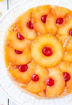 My 7-year old had never had pineapple upside-down cake and she loves pineapple. Whoa. How did that happen? So I decided to get busy. It turned out to be the best pineapple upside-down cake I've ever had, and one of the best cakes I've ever put to my lips. I think it would be a …