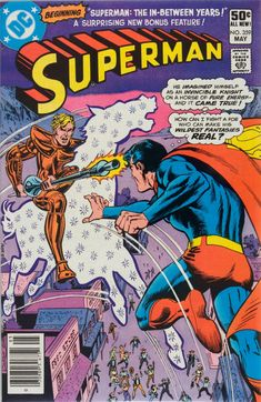"""Lot Number: The two best ways are Superman Vol Mint Condition. This is issue of """"Superman"""", published in Comic is in Mint Condition! Superman Action Comics, Superman Characters, Superman Comic Books, Dc Comics Superheroes, Dc Comic Books, Comic Book Covers, Comic Art, Marvel Comics, Pub Vintage"""