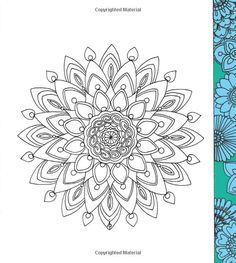 Color Me Calm: 100 Coloring Templates for Meditation and Relaxation: Lacy Mucklow, Angela Porter: 9781937994778: Books - Amazon.ca