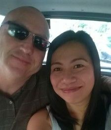 """Customer Testimonial: """"..I saw Rapid visa website one day and started the process K-1 visa for my fiance Doris. Every step of the way has been successful, therefore I see it as God's will. Everybody has been so helpful and informative along the process. Million of thanks to Rapid visa for bringing two people from different side of the globe together. to love each other for the rest of their lives . And hope to work with you on AOS. """" Richard and Doris  Philippines / USA"""
