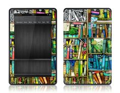 a skin for Kindle fire that is apropos