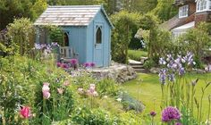 Summer sheds   Period Living