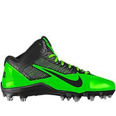 new style 775e7 7ca17 Just customized and ordered this Nike Alpha Pro TD iD Men s Football Cleat  from NIKEiD.