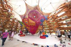 Crochet playground by Toshiko Horiuchi MacAdam