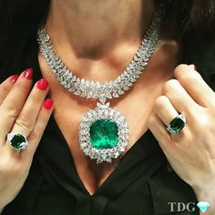 @Regrann from @the_diamonds_girl -  WHEN THE CHARMING BOYS FROM @BIJANCOINC PLACE A 100 CARAT EMERALD AROUND YOUR NECK - PRICELESS!!!!! Thank you @bijancoinc for making me feel like a queen.... In the words of Arnold I'll be back!!!!  #Regrann #likes #likesforlikes #love #likebackteam #liker #follow #follow4follow #likeall #instagood #likeback #liking #likes4likes #like4like #selfie #likeforlike #liketeam #tflers #comment #tagsforlikesapp #instalike #tagsforlikes #recent4recent…