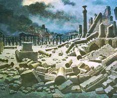 Destruction of Jerusalem.