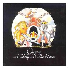Queen - A Day At The Races, Black