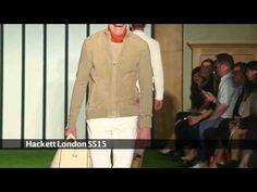Hackett London SS15 at London Collections Men