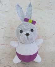 Quilling - 3D Rabbit