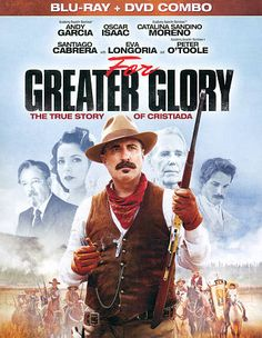 For Greater Glory (Blu-ray Disc, 2012) Andy Garcia, Peter O'Toole, Eva Longoria in DVDs & Movies, DVDs & Blu-ray Discs | eBay