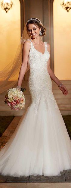 Stella York Spring 2016 Wedding Dress