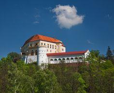 Letovice - Zámek - Jižní Morava - Brno a okolí Heart Of Europe, European Countries, Czech Republic, Prague, Medieval, Castle, Mansions, Country, House Styles