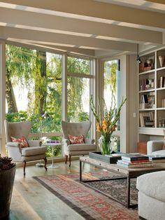 persian rug modern furniture