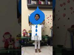 Save water speech by kid Lathika Fancy Dress Costumes Kids, Baby Fancy Dress, Girls Fancy Dresses, Fancy Dress For Kids, Creative Activities For Kids, Projects For Kids, Crafts For Kids, Savings For Kids, Fancy Dress Competition