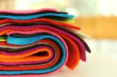 Materiality Matters what matters most in sustainable business? Sewing Projects For Kids, Craft Projects, Projects To Try, Wet Felting Projects, Felt Sheets, Quilting Thread, Felt Material, How To Make Toys, Fabric Scissors