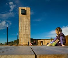 Solberg Tower & Parks by Saunders Architecture