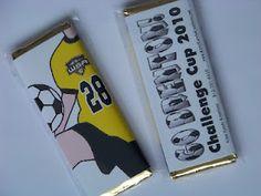 Great secret sister gift for the soccer girls