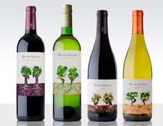 Awesome #wine #bottle #packaging via mxm PD