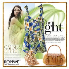 """""""Romwe 7"""" by dinka1-749 ❤ liked on Polyvore featuring Envi:"""