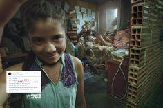 « Tous les selfies ne se ressemblent pas, mais ils ne devraient pas être si différents ». C'est sur ces mots que la fondation ACNUR / UNHCR (une entité de l'ONU qui oeuvre pour les réfugiés) a mis en place sa dernière campagne d'affichage en Colombie. Une campagne choc et dérangeante