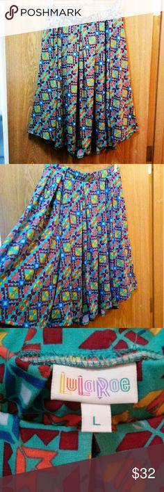 LuLaRoe Madison skirt Flawless! LuLaRoe Skirts