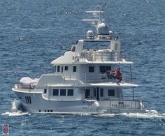 """Spotted this """"little"""" one today. She's 20m and named """"FAR NIENTE"""" but I'm unable to find out a builder or year as there are a few yachts with the same name. Please leave a comment if you know any more details.  #Nordhavn appears to be the builder - thanks for the quick replies! by superyachts_gibraltar"""