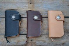 Medium biker wallet