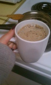 Recipe for hot, cinnamon vanilla tea! I love tea! I'm definitely trying this one out!:)
