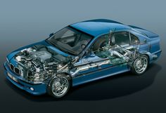 The cutaway, exploded view, and other such things thread! Suv Bmw, Bmw Cars, Cutaway, 1366x768 Wallpaper, Bmw Design, Exploded View, Bmw Wallpapers, Bmw E39, Bmw 5 Series