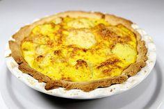Quiche z kalafiorem Quiche, Pie, Desserts, Food, Tart, Torte, Tailgate Desserts, Cake, Deserts
