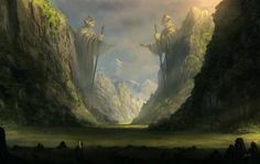 Dark Fantasy digital art is one of my favourite genre. In this post, I will showcase 20 Magnificent Dark Fantasy (Landscape) Digital Art for Your Inspiration. Hope you enjoy them and find them inspirational :) Fantasy Artwork, Fantasy Art Landscapes, Fantasy Concept Art, Fantasy Landscape, Landscape Art, Landscape Architecture, Landscape Rocks, Fantasy Drawings, Landscape Fabric