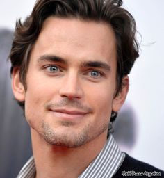 Matt Bomer - gay or not still beautiful to look at