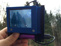 Raspberry IR-Camera by willie42 - Thingiverse