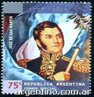 canje de estampillas , sellos postales en Valle Hermoso 1