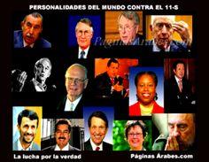 100 personalidades impugnan la versión oficial sobre el 11 -S