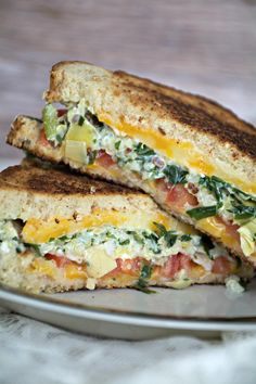 ecisnp | Grown Up Grilled Cheese