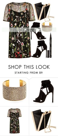 """Whatta mesh!!!"" by alaria ❤ liked on Polyvore featuring River Island, Smith & Cult and under100"
