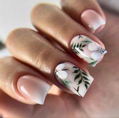 Square Nail Designs, Pretty Nail Designs, Nail Art Designs, Nails Design, Stylish Nails, Trendy Nails, Fancy Nails, Cute Nails, Karma Nails