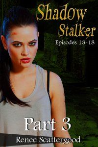 Meet Auren of Shadow Stalker by Renee Scattergood - Our Write Side
