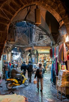 Aleppo. Old town. Souk. by Ekaterina Zhuravleva on 500px
